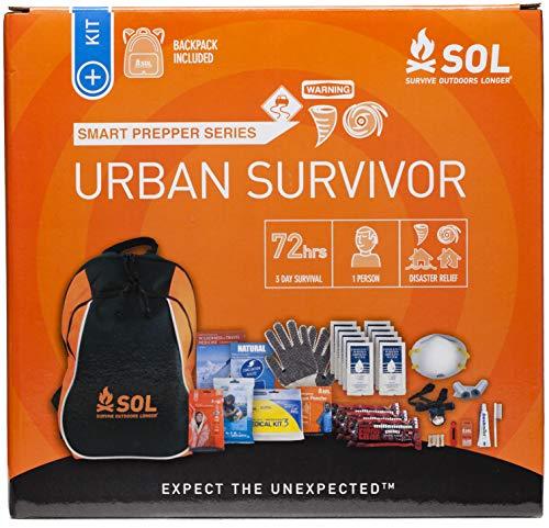 S.O.L Urban Emergency Preparedness Kit