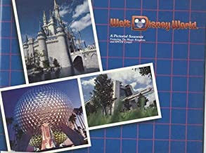 Walt Disney World - A Pictorial Souvenir Featuring the Magic Kingdom and Epcot Center 1984
