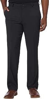 Greg Norman Mens ML75 Ultimate Travel Golf Pants (34W x 34L, Black)