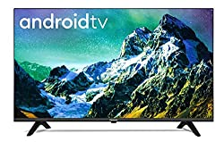 Panasonic 100 cm (40 inches) Full HD Android Smart LED TV TH-40HS450DX (Black) (2020 Model),Panasonic,TH-40HS450DX