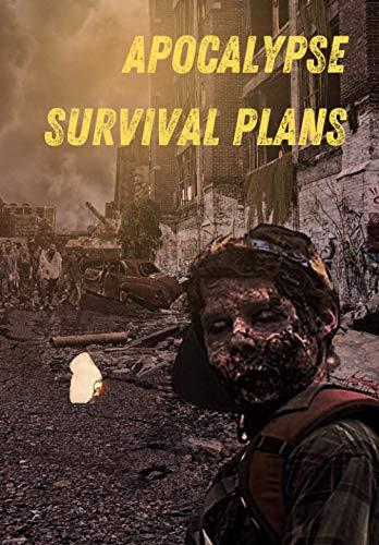 Apocalypse Survival Plans: The Notebook - Zombie Street Scene Edition
