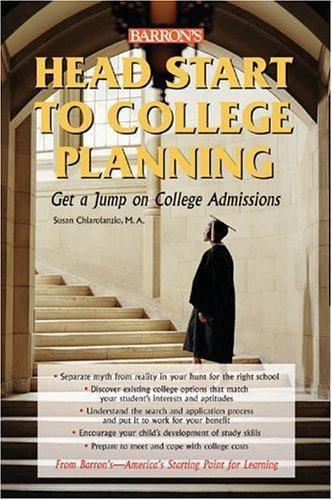 Head Start To College Planning Barrons Head Start To College Planning