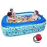 Li Li Na Shop Familia inflable de la piscina de los niños...