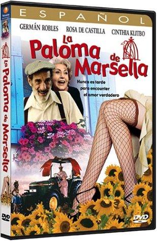 La Paloma de Marsella [Reino Unido] [DVD]