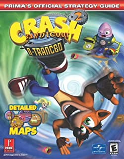 Crash Bandicoot 2: N-Tranced (Prima's Official Strategy Guide)