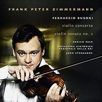 Busoni: Violin Concerto & Violin Sonata No. 2