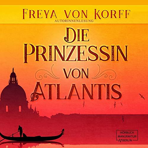Die Prinzessin von Atlantis Titelbild