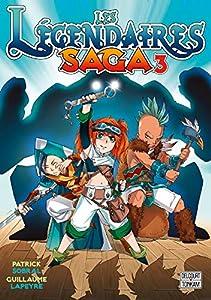 Les Légendaires - Saga Edition simple Tome 3
