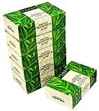 Vaadi Herbals Bio Neem-Seife Stab-Seife mit reinen Neemblättern - Seife Value Pack 6 x 75 Gm