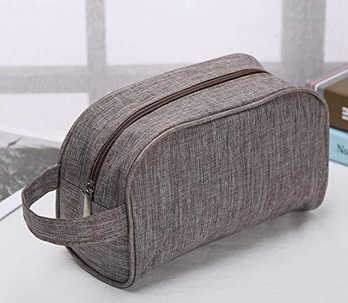 sac de voyage (hommes et femmes) acceptation de plein air maquillage sac main,café
