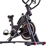 RIDE-NESS Bicicleta de Spinning Fija Estática de Disco de 13 kg Modelo RN Lite | Bicicleta de Spinning | Bicicleta Entrenamiento Interior | Ciclismo Interior | Indoor Cycling