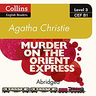 Murder on the Orient Express     B1 Collins Agatha Christie ELT Readers              著者:                                                                                                                                 Agatha Christie                               ナレーター:                                                                                                                                 Roger May                      再生時間: 3 時間  9 分     レビューはまだありません。     総合評価 0.0