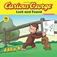 Curious George Lost and Found (CGTV 8x8) by H. A. Rey(2008-05-19)