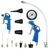 Scheppach - Compresor - set de accesorios de 13 piezas -
