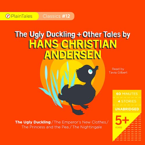 The Ugly Duckling & Other Tales by Hans Christian Anderson cover art