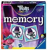 Ravensburger Memory Trolls 3 - Juego Memory, 72 tarjetas, Edad recomendada 4+ (20591)