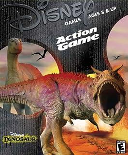 Disney's Dinosaur Action Game (Jewel Case) (輸入版)