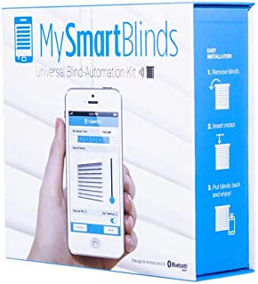tilt's Blinds Automation Kit. Transform Ordinary Blinds...