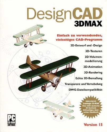 DesignCad 3D Max 15