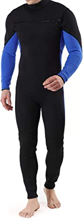 JINHONGH Wetsuits Surfing Men's Swimwear Diving Insulation Excellent SweatAbsorbent QuickDry Thick Rash Guard LongSleeved