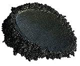 BLACK DIAMOND PIGMENTS 重量51G / 1.8Ozブラックダイヤモンドマイカパウダー顔料(エポキシ樹脂 石鹸 プラスティディップ)1.5Oz