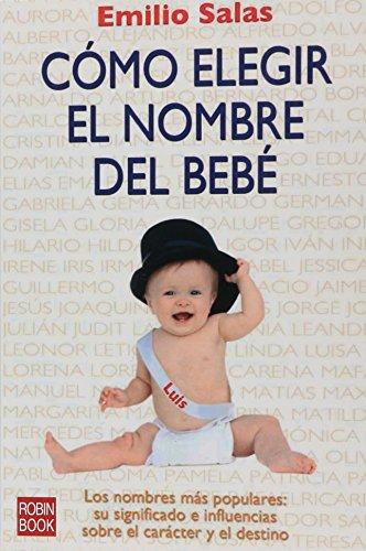 Cómor elegir el nombre del bebé
