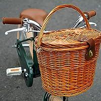 自転車カゴ 自転車前カゴ バスケット 脱着式 取り付け簡単 ショッピング 通勤 サイクリング クロスバイク 小径車などに最適
