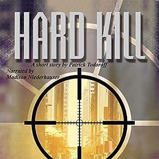 Hard Kill audiobook cover art