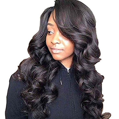 """Hot! PlatinumHair Natural Looking Body Wave Synthetic None Lace Wigs Heavy Density Glueless Synthetic Wigs 18-22"""""""