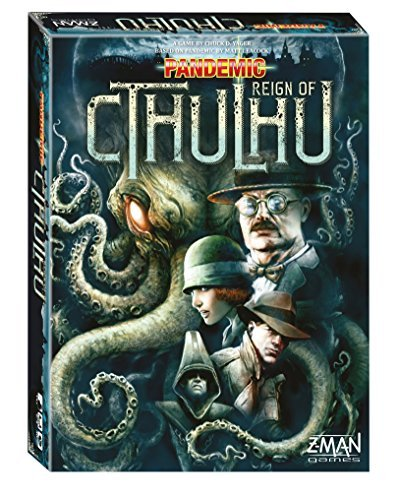 Z-Man Games Pandemic Reign of Cthulhu Board Game - Englische Version