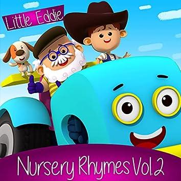 Little Eddie Nursery Rhymes VOL.2
