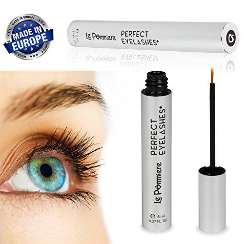 Perfect Eyelashes - Sérum cils 6 ml, vous aurez des cils plus longs, plus noirs et plus denses. Sérum pour la croissance des cils naturels, plus épais et plus volumineux