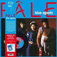 Blue Agents [12 inch Analog]