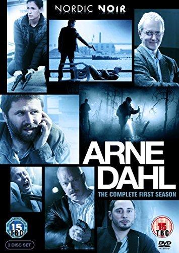 Arne Dahl (Complete Season 1) - 5-DVD Set ( Arne Dahl: Misterioso / Arne Dahl: Ont blod / Arne Dahl: Upp till toppen av berget / Arne Dahl: De största vatten / [ UK Import ]