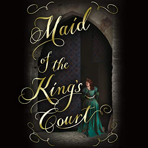 Maid of the King's Court  By  cover art