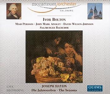 Haydn, F.: Jahreszeiten (Die) (The Seasons)