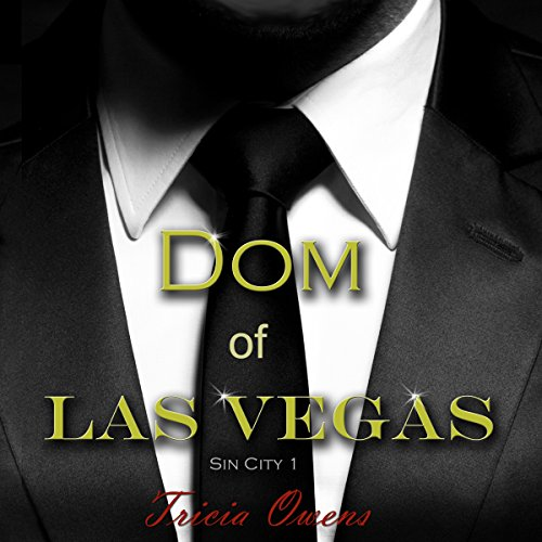 Dom of Las Vegas audiobook cover art