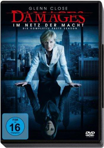 Damages - Im Netz der Macht, Die komplette erste Season [3 DVDs]