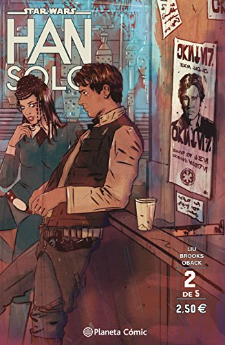 Star Wars Han Solo nº 02/05: 14 (Star Wars: Cómics Grapa Marvel)