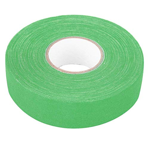 82 FT Hockey Protection Tape, Non Slip and Absorbent Grip Tennis Badminton Racquet Overgrip for Hockey Stick Tape (Green)