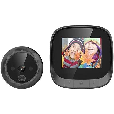 4.3inch LCD Digital Peephole Viewer Door Eye Doorbell Video IR Camera Security