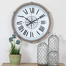 Aspire 5490 Wall Clock, Gray