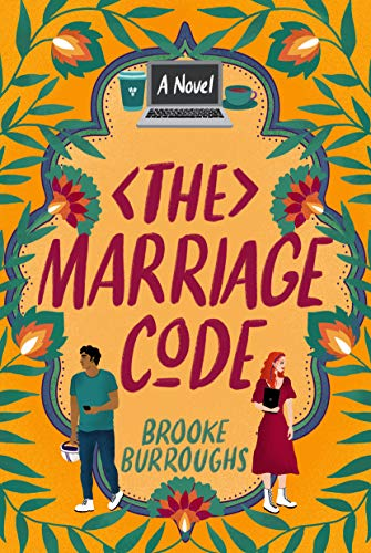 The Marriage Code: A Novel by [Brooke Burroughs]