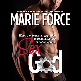 Sex God                   By:                                                                                                                                 Marie Force                               Narrated by:                                                                                                                                 Dirk Muir,                                                                                        Jessica Johanssen                      Length: 5 hrs and 44 mins     3 ratings     Overall 4.7