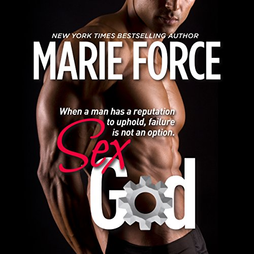 Sex God audiobook cover art