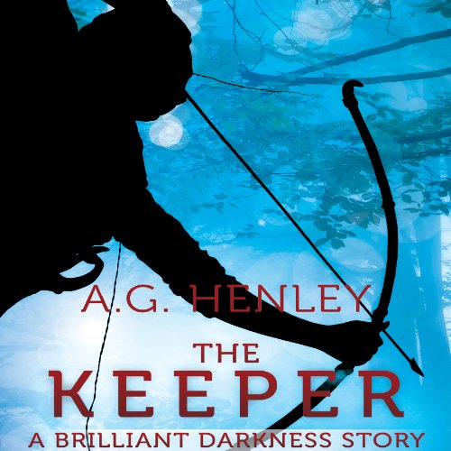 The Keeper audiobook cover art