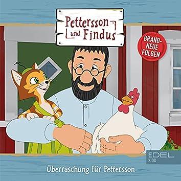 Folge 9: Überraschung für Pettersson (Das Original-Hörspiel zur TV-Serie)