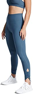 Rockwear Activewear Women's Luxesoft Ag Rouched Tight Airforce 8 from Size 4-18 for Ankle Grazer Ultra High Bottoms Leggin...