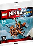 Lego Ninjago - 30421 - Jeu de Construction - Pirate Avion (Sachet Polybag)