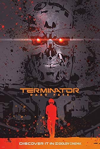 映画ポスター ターミネーター:ニューフェイト Terminator US版 hi3 [並行輸入品]